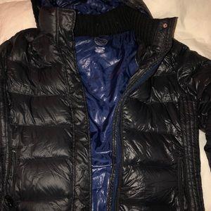 Puffer winter coat